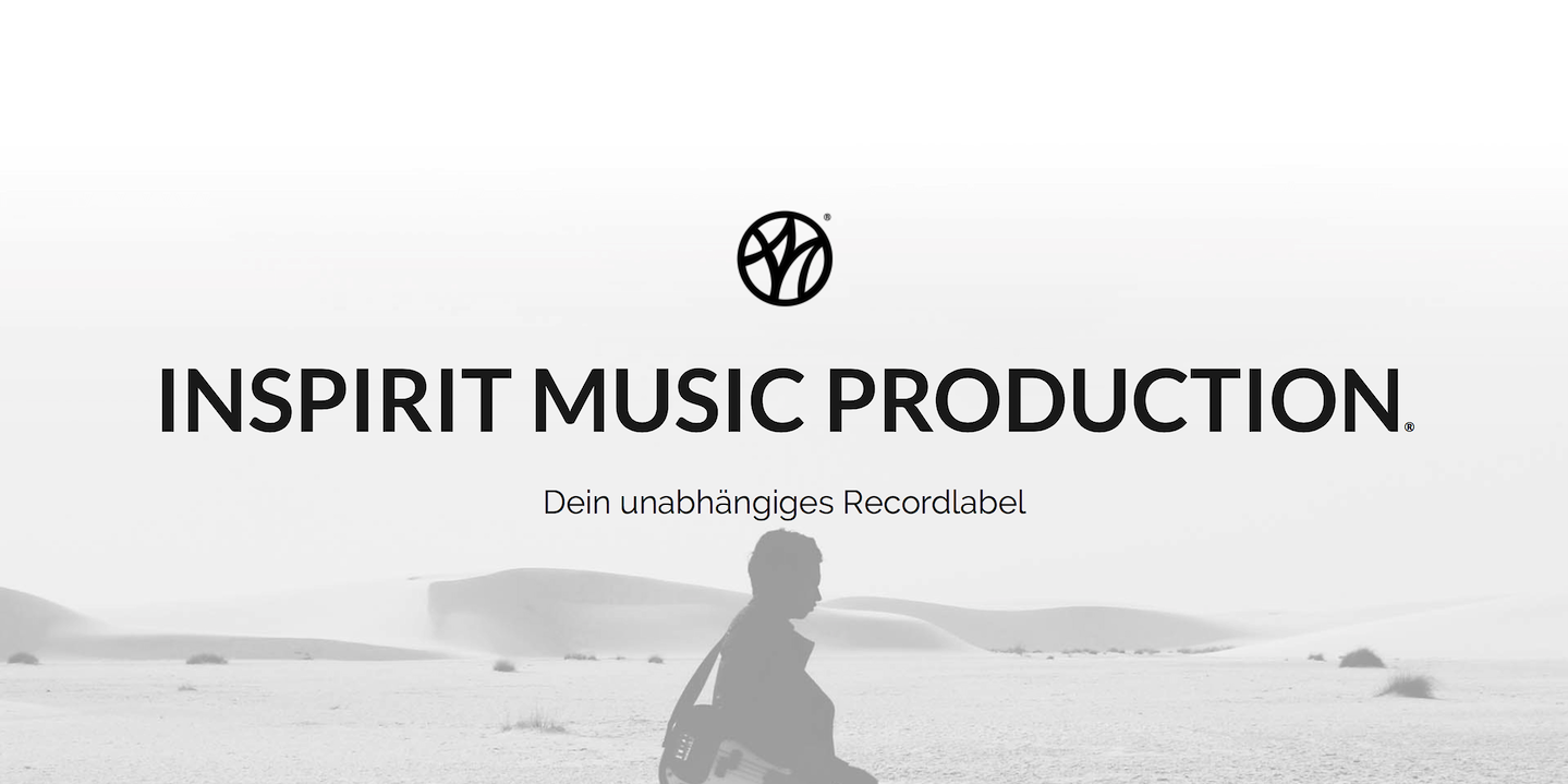 Inspirit Music Production – Hintergrundbild 1440