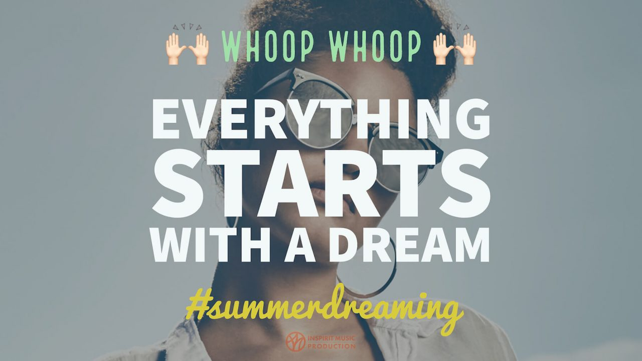 Alles Beginnt Mit Einem Traum