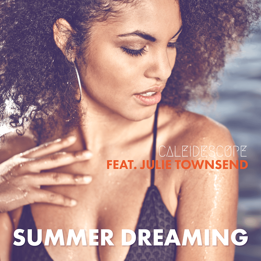 Caleidescope fest. Julie Townsend | Summer Dreaming | Cd-Cover