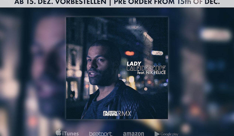 Lady Feat. Nik Felice [Filatov & Karas RMX]