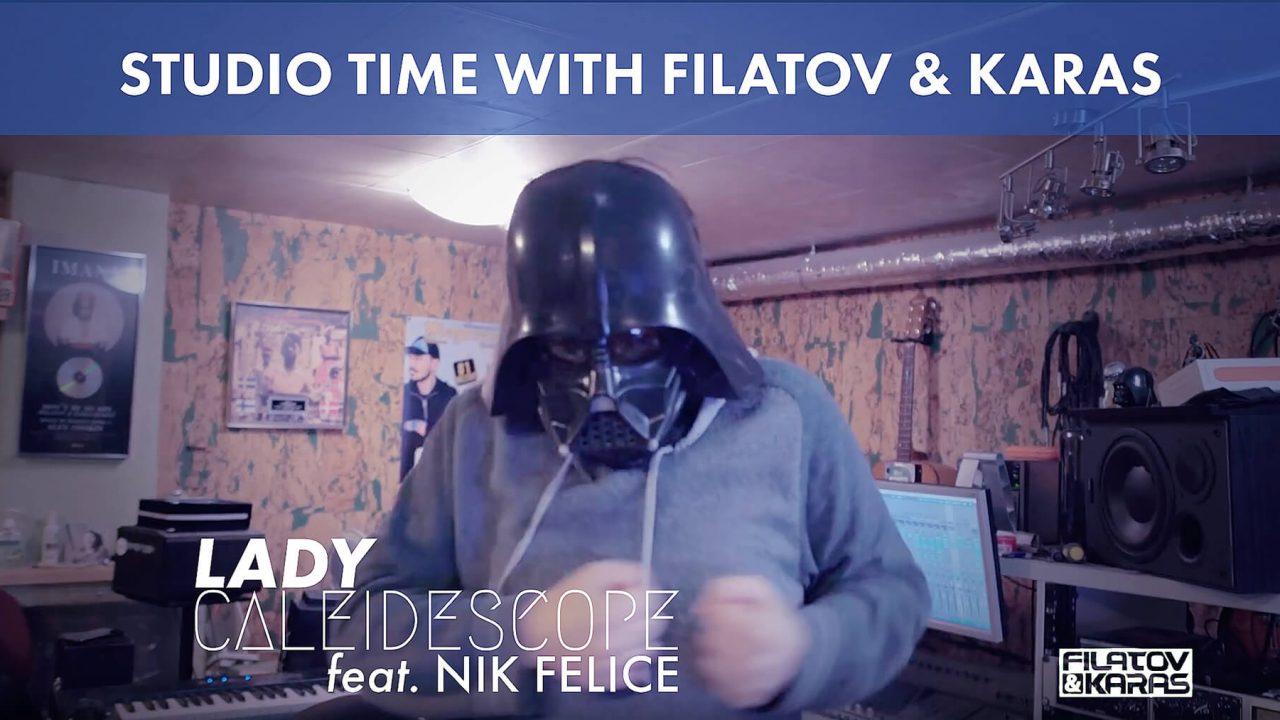 Mit Filatov & Karas RMX Im Studio