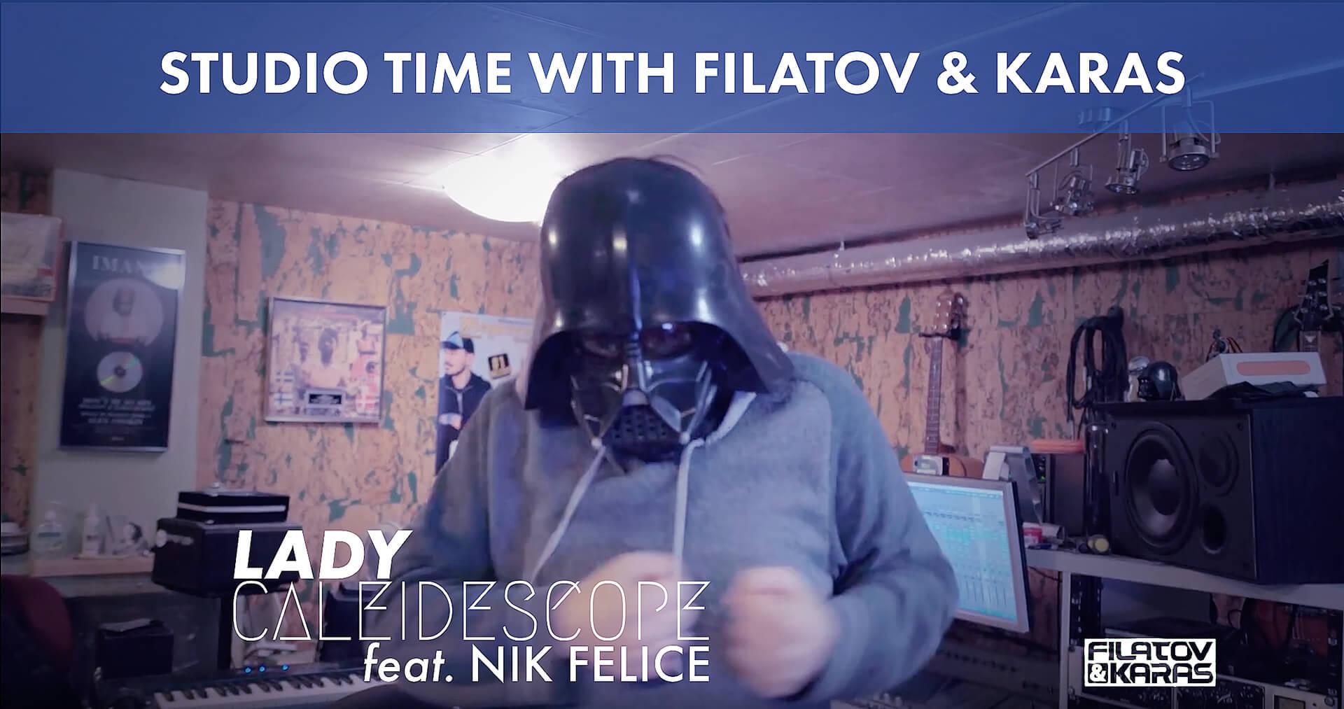 Caleidescope Lady Studiotime With Filatov Und Karas Tiny