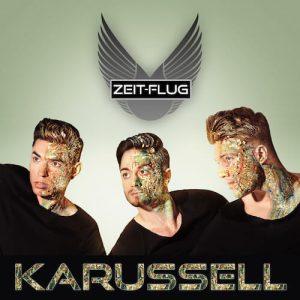 Karussell | Zeit-Flug | CD Cover