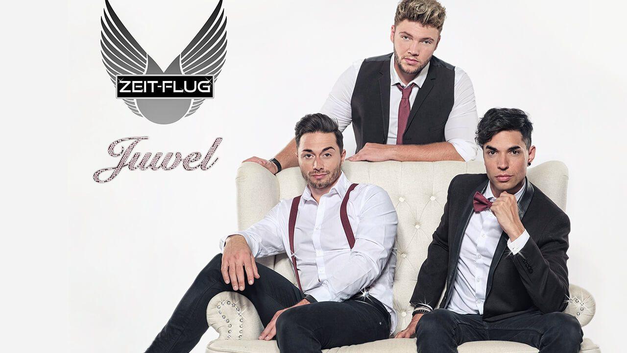 Zeit-Flug – Juwel (neue Single Im Anmarsch)
