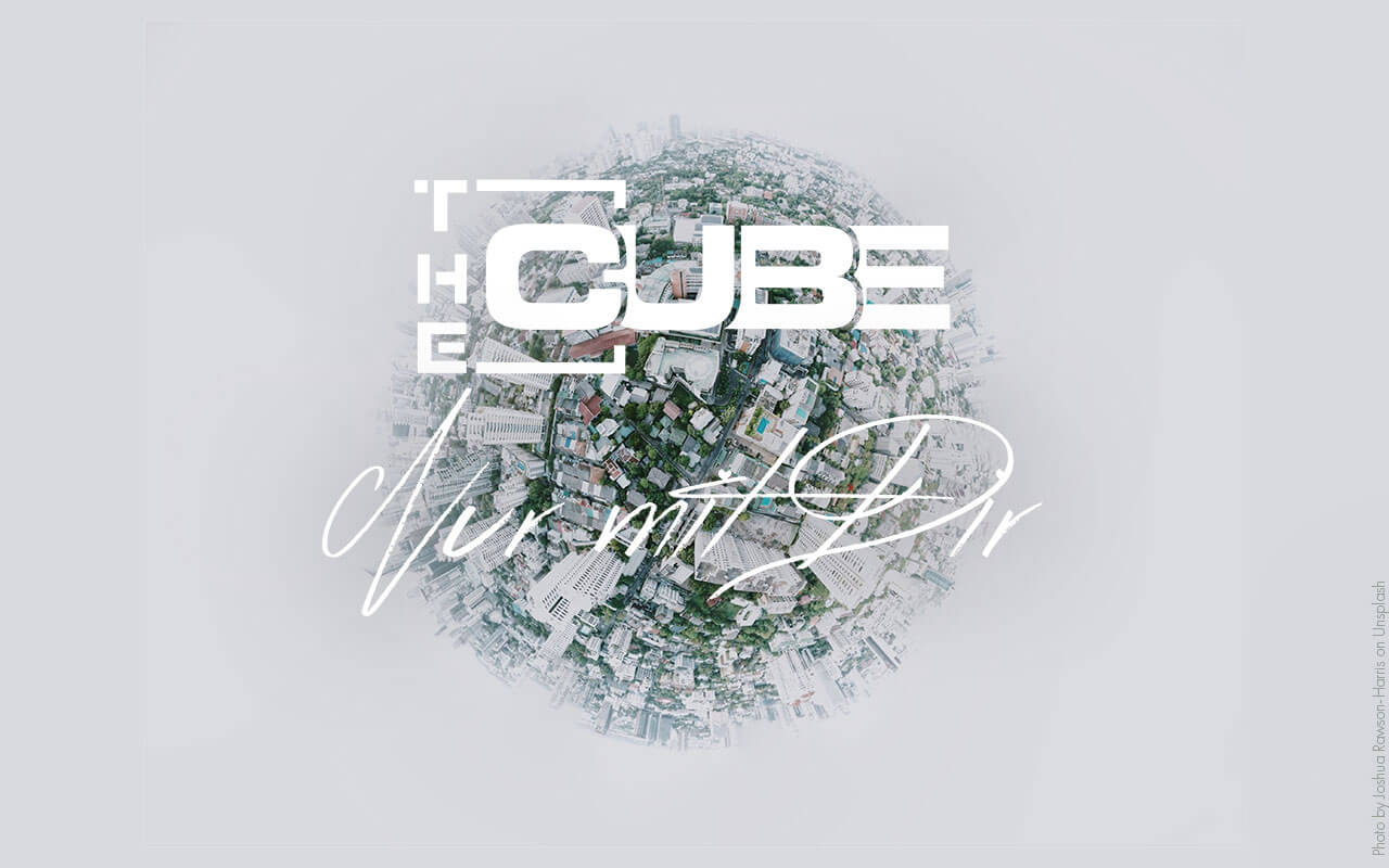 """Nur Mit Dir """"The Cube"""" Kommen Mit Ihrer Zweiten Single…"""