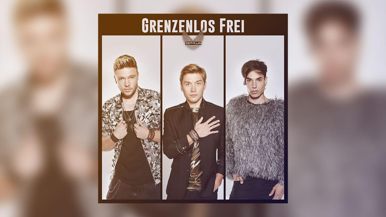 """Zeit-Flug Kommt Mit Neuer Single """"Grenzenlos Frei"""""""