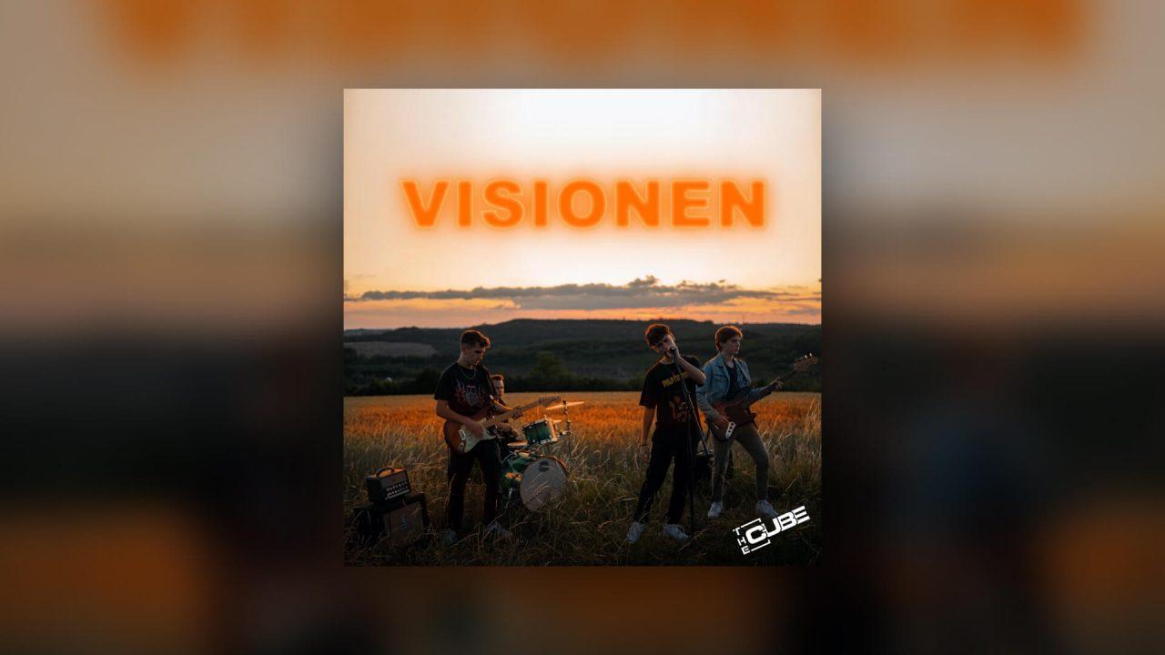 Visionen – Jetzt Die EP Von TheCube